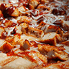 Pizza BBQ Chicken Grill