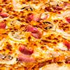 Pizza Barbacue Creme