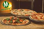 Pizza especialidades Mavericks familiar