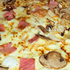 Pizza Mamma Carbonara